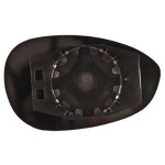 Fiat Punto Evo [10 on] Clip In Wing Mirror Glass